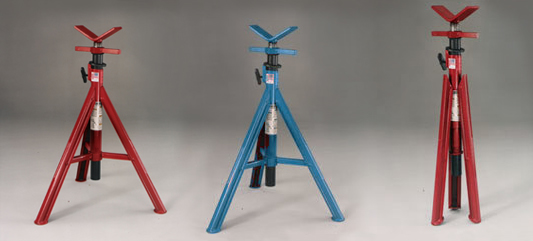 Pipe Jack Stands >> Midco Manufacturing 517 467 2222